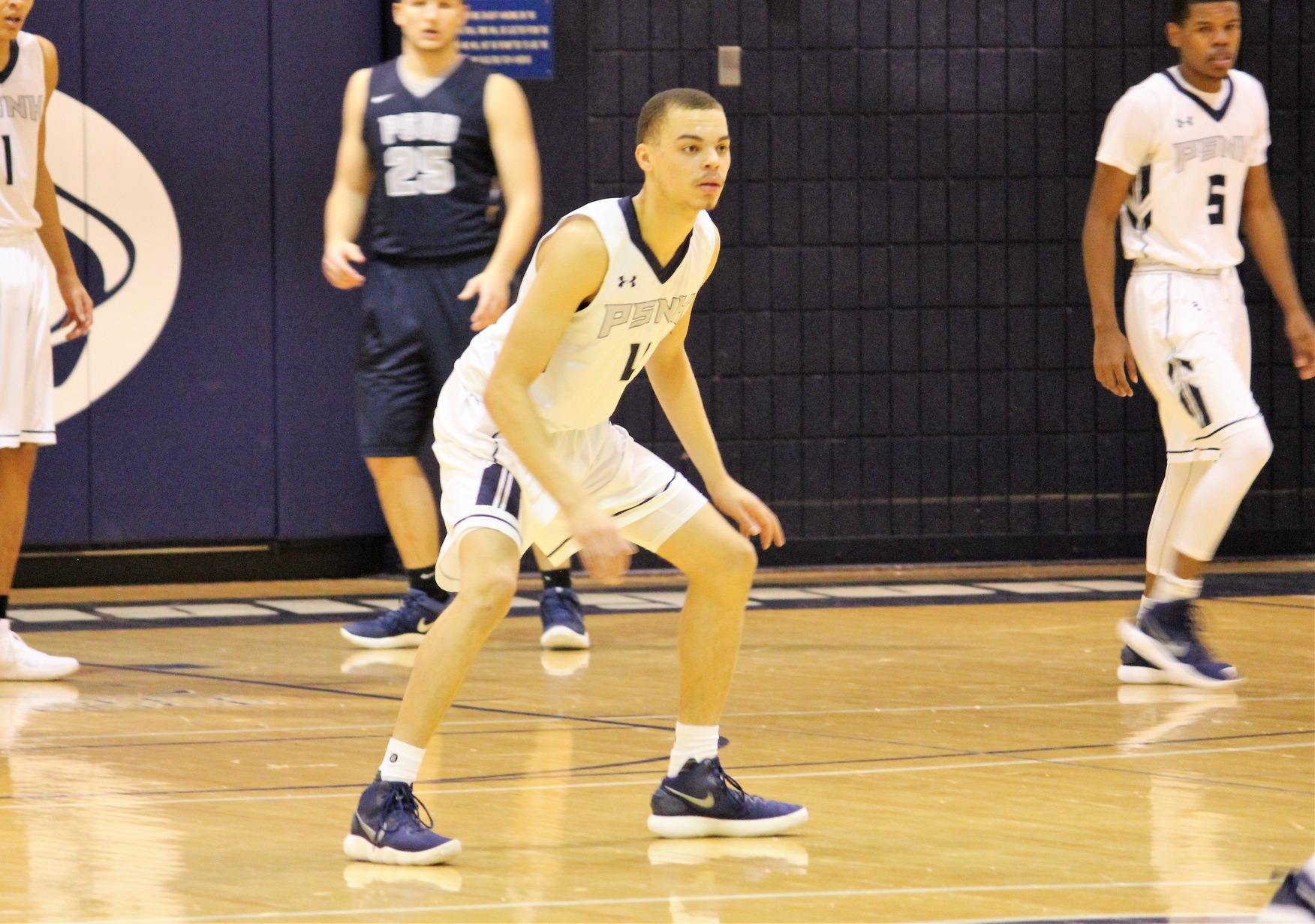 Men's Basketball Drops PSUAC Contest to Penn State Wilkes-Barre