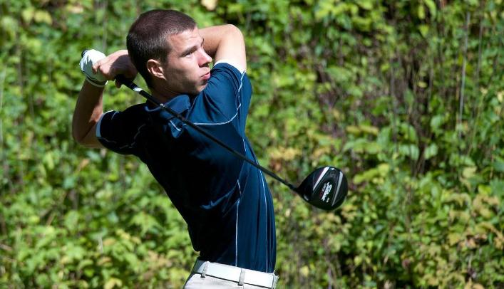 Men's Golf Takes Third at Twin Cities Classic