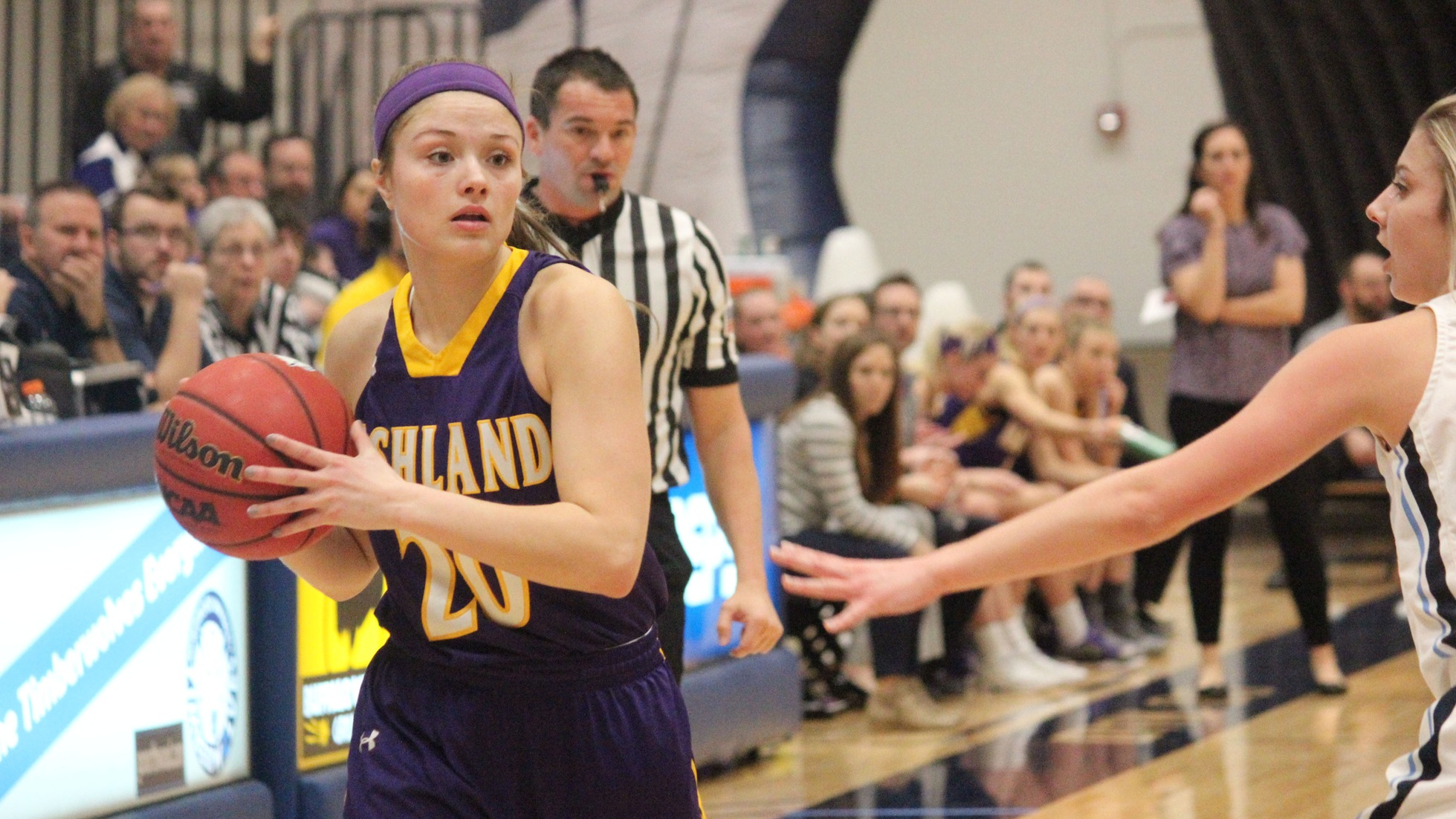 No. 1 Ashland Women Top Timberwolves, Remain Undefeated