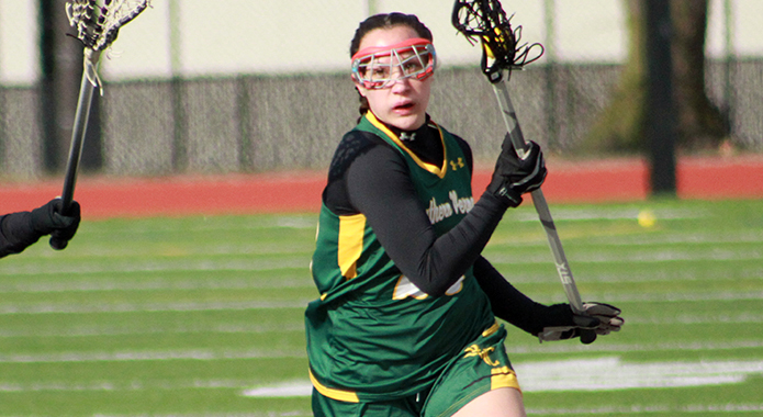 Southern Vermont Outlasts MCLA for 11-9 Road Win