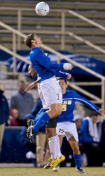 UCSB's David Walker Drafted by Houston Dynamo