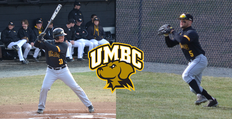 Coluccio and McCabe Selected as Captains to Lead UMBC Baseball in 2014