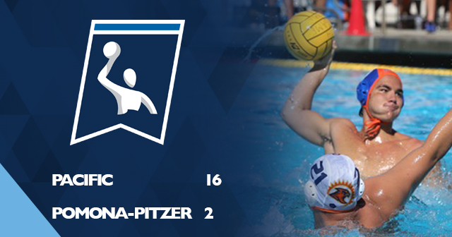 Pomona-Pitzer Men's Water Polo Falls to Pacific in NCAA Championship