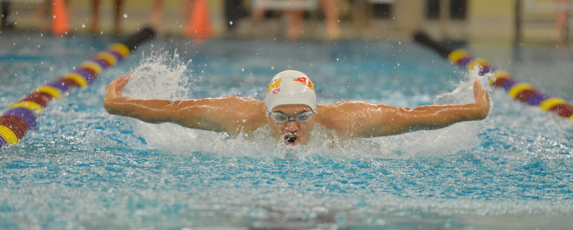 Nelson wins three events in loss to Austin College