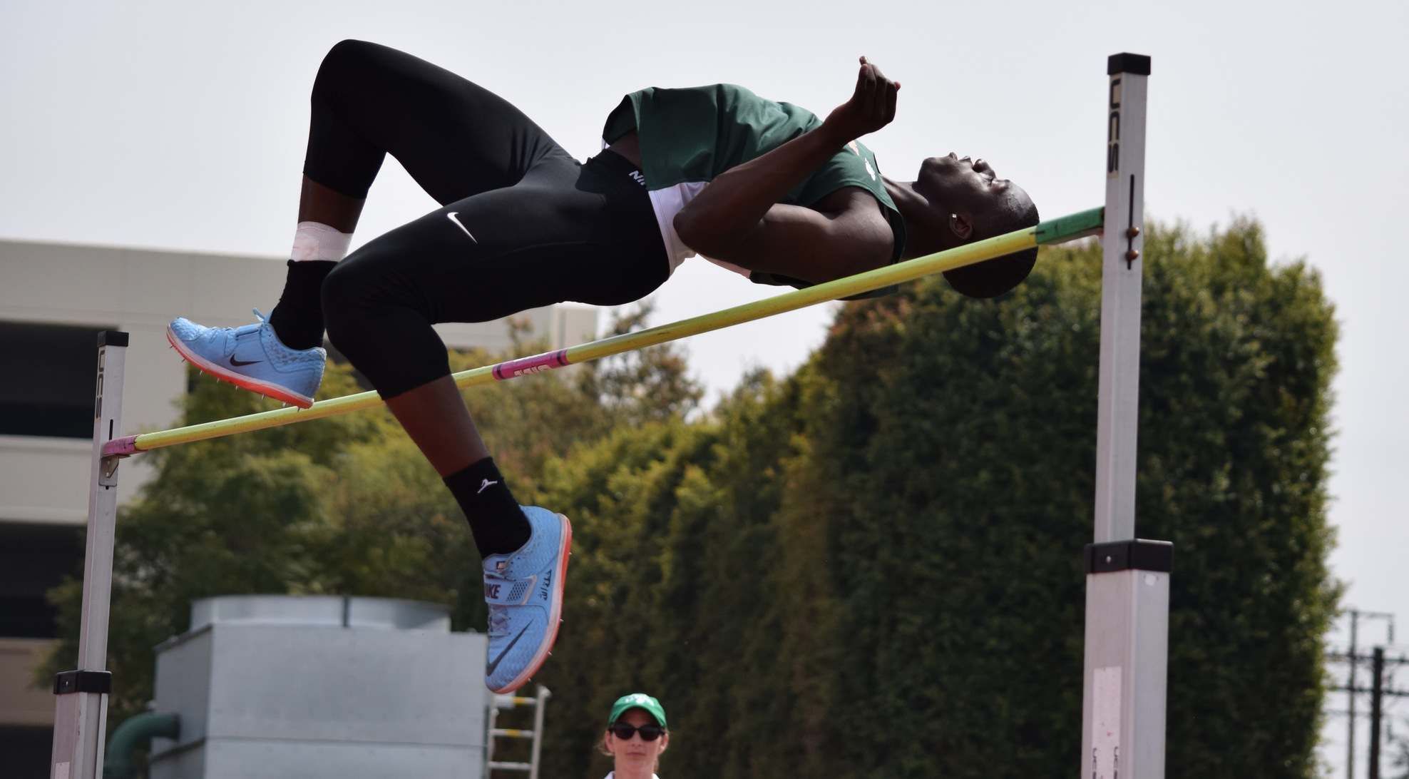 Hamilton, Ambat set high marks at Bryan Clay Invitational