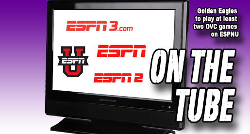 ESPNU to televise at least two Tennessee Tech men's basketball games
