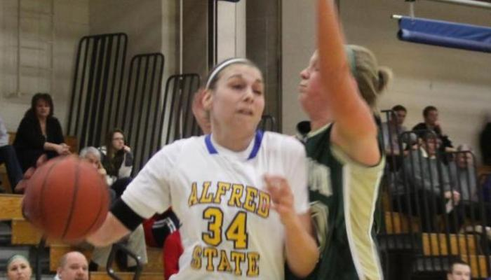 Poor Shooting Dooms Lady Pioneers in Regional Finals