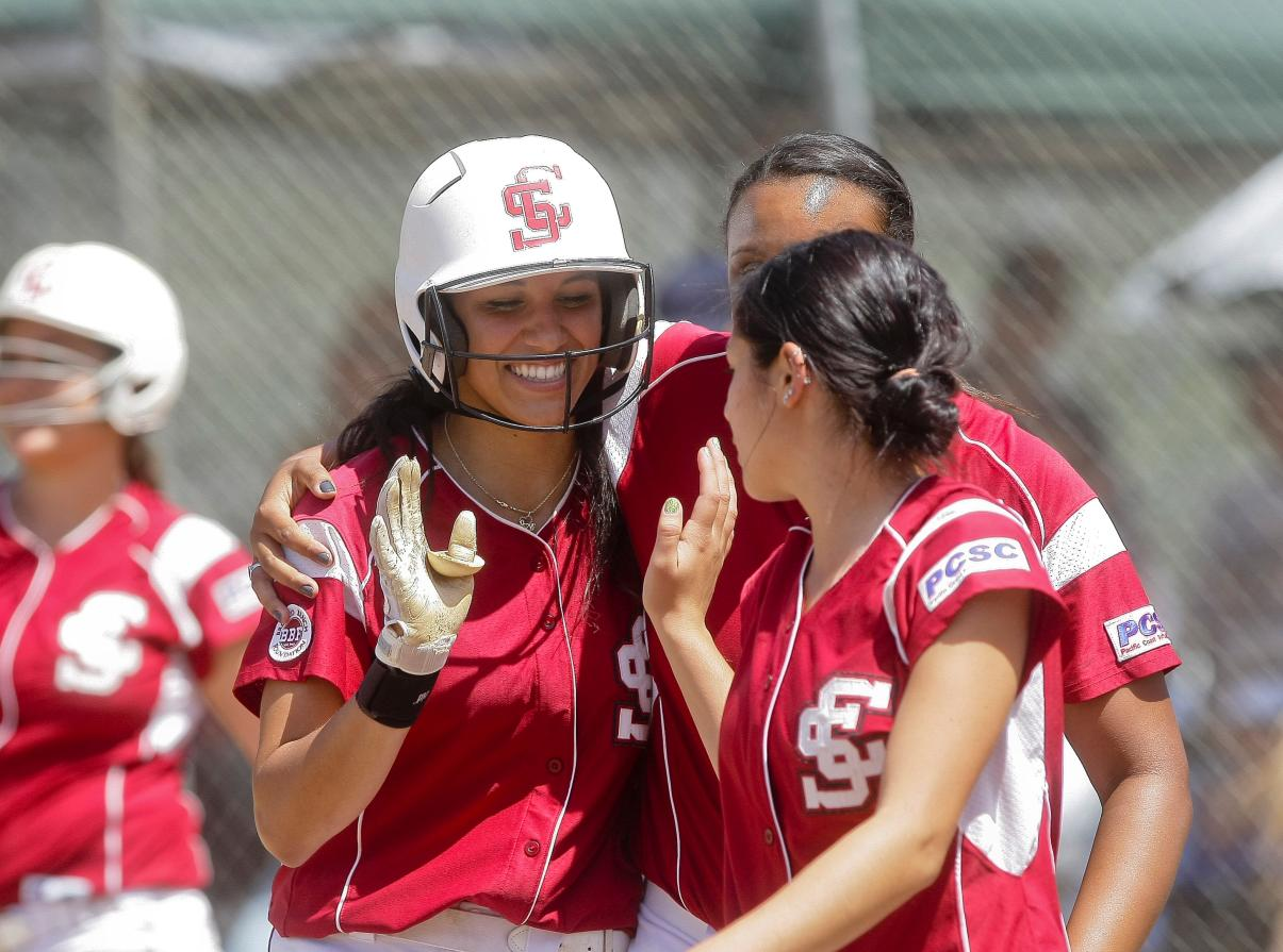 SCU's Briana Knight Enjoys Seven-RBI Game On Senior Day