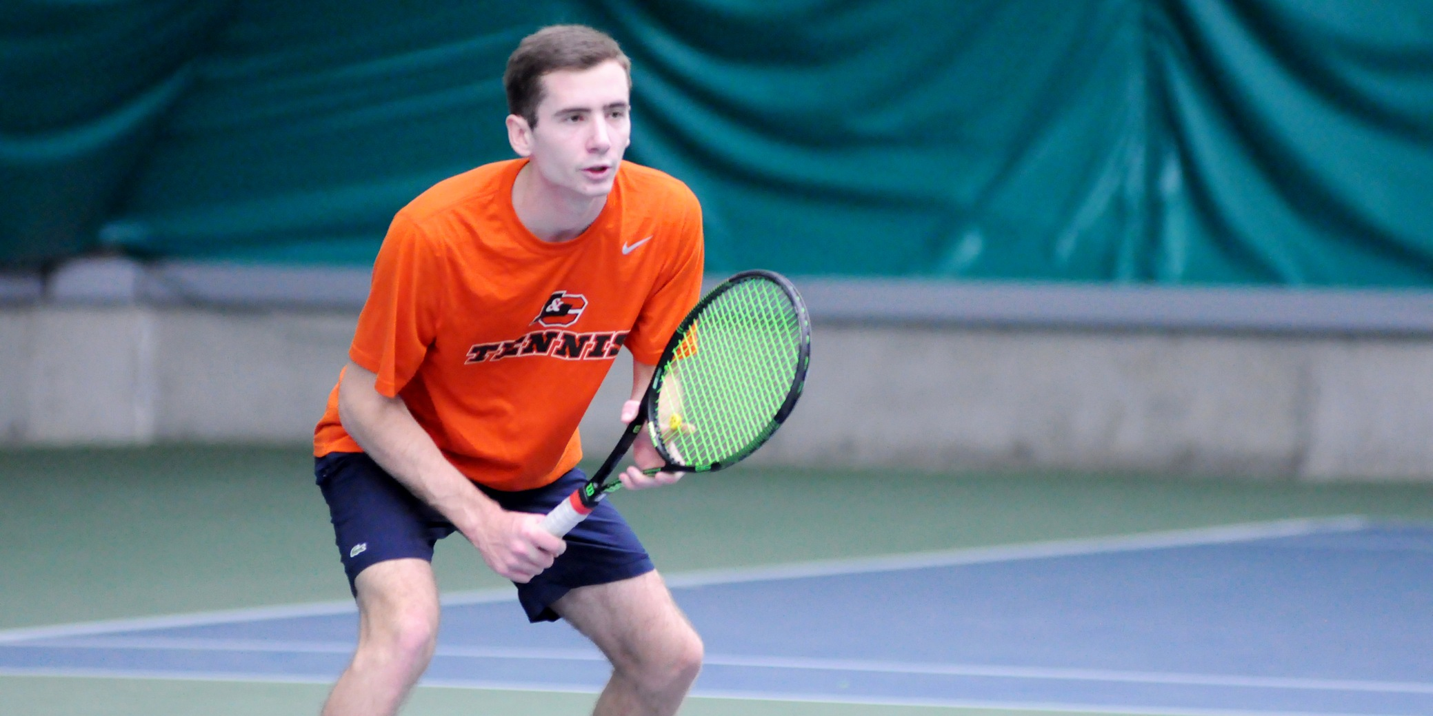 Powell wins two matches to get Lewis & Clark's points in loss to Kenyon