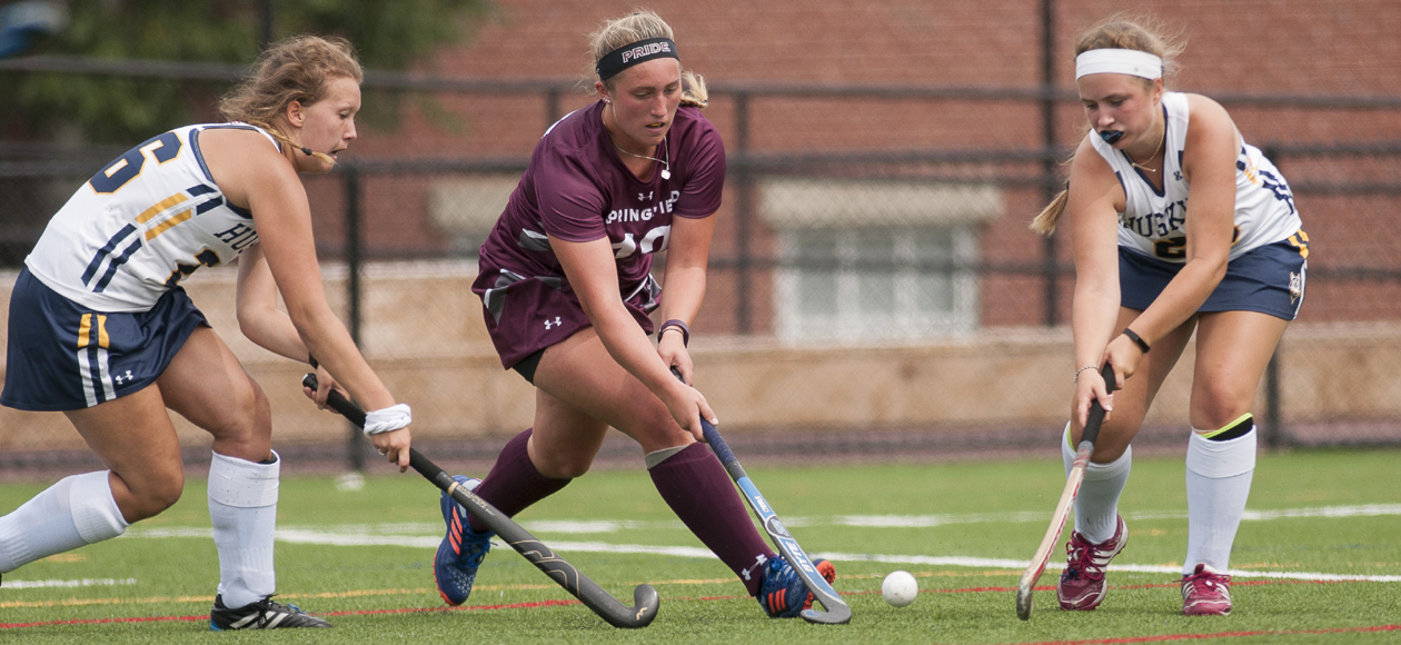Field Hockey Cruises Past Johnson & Wales, 3-0