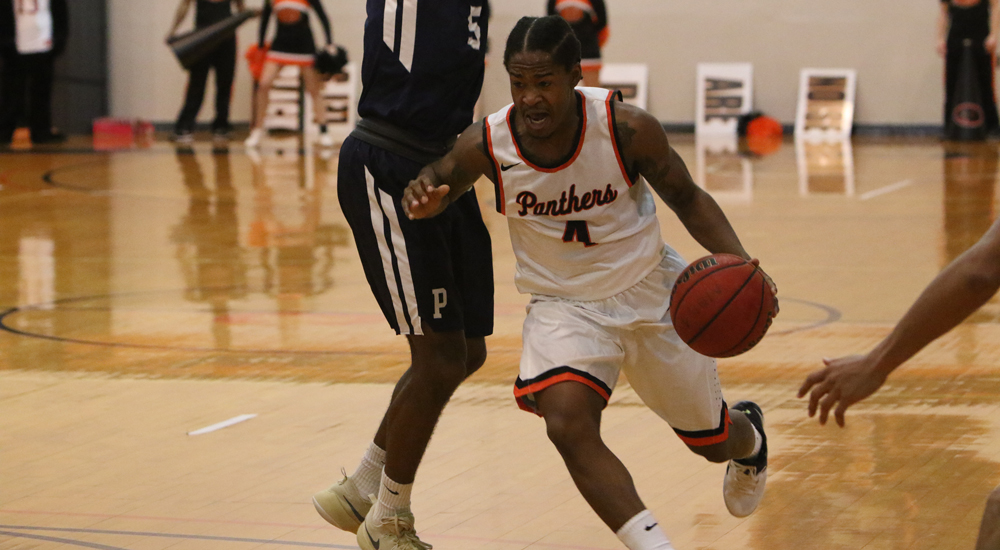 Men's basketball struggles in loss to Principia