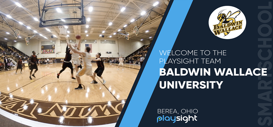 BW is Latest Division III Program to Add PlaySight's Smart AI Technology