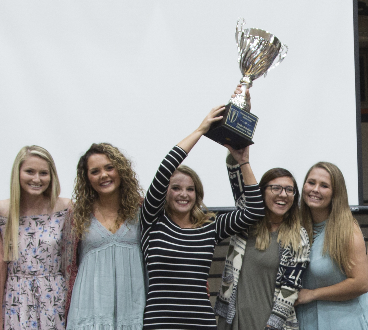 Softball takes home Director's Cup at Fifth Annual Eagle Scholars Ceremony