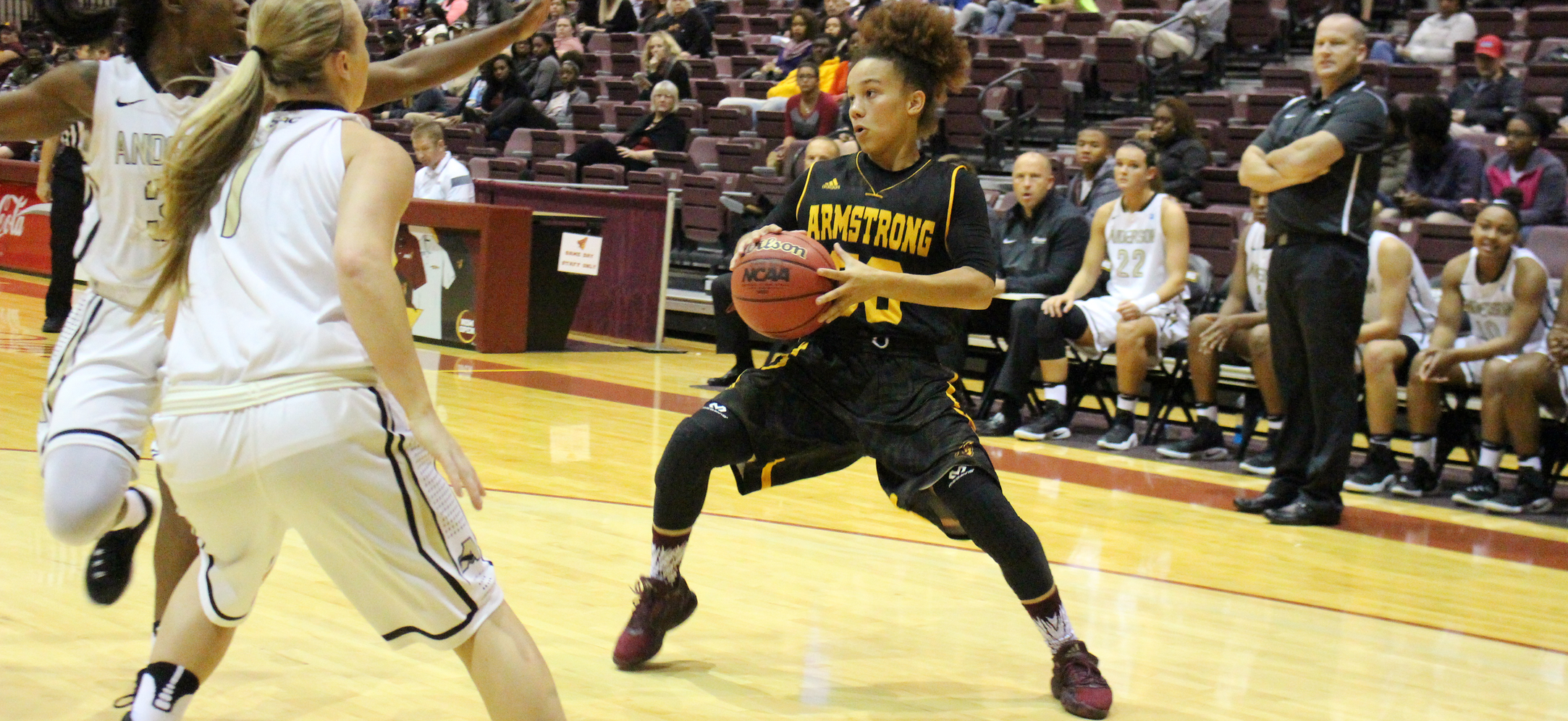 Newberry Holds Off Armstrong State Women's Basketball For 67-64 Win Wednesday