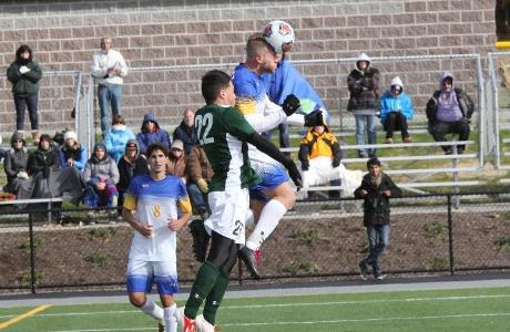 MSOC: SUNY Poly Falls to Undefeated Keuka 2-1. McBride Nets 10th Goal of the Season.