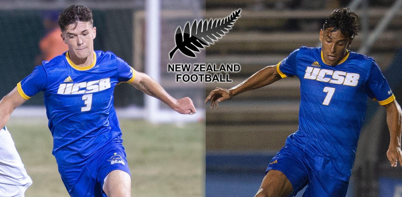 Billingsley, Ashworth to Play with New Zealand U-23 in Olympic Qualifiers