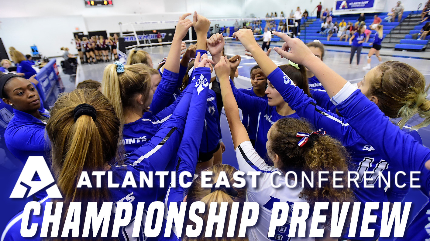 Women's volleyball set to host Neumann in 2019 Atlantic East championship