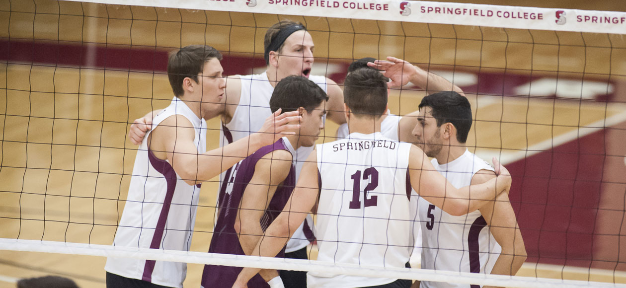 No. 1 Men's Volleyball Closes Out Regular Season With Four-Set Win Over Division I NJIT