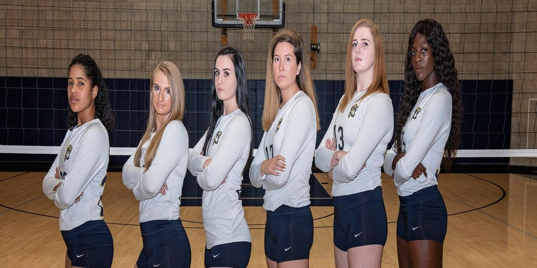 Volleyball Steps Out of GNAC Play for Senior Day Tuesday vs. USM