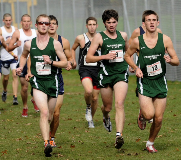 Tiernan Leads Rams at Highlander Invitational