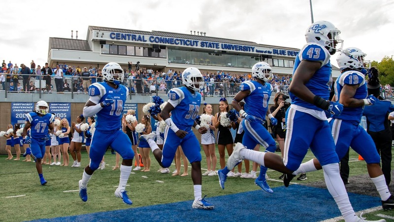 Football Earns National Ranking, CCSU Ranked 25th in STATS FCS Poll Released on Monday