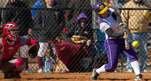 Tech softball upended in final game of Frost Classic