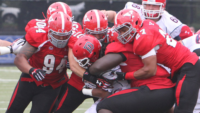 Penguins Open MVFC Play With Visit to Southern Illinois