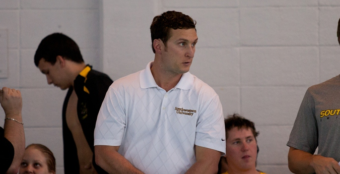 Southwestern Named SCAC Men's Swimming Staff-of-the-Year