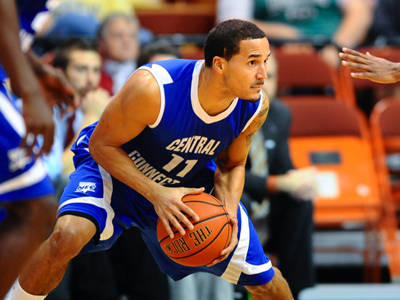 Men's Hoop Drops Second Straight, 48-46, on the Road at FDU