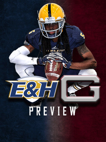 Emory & Henry Football Preview – Week 11: Guilford