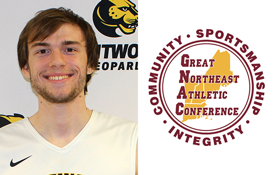 Potts Named GNAC Defensive Player of the Week