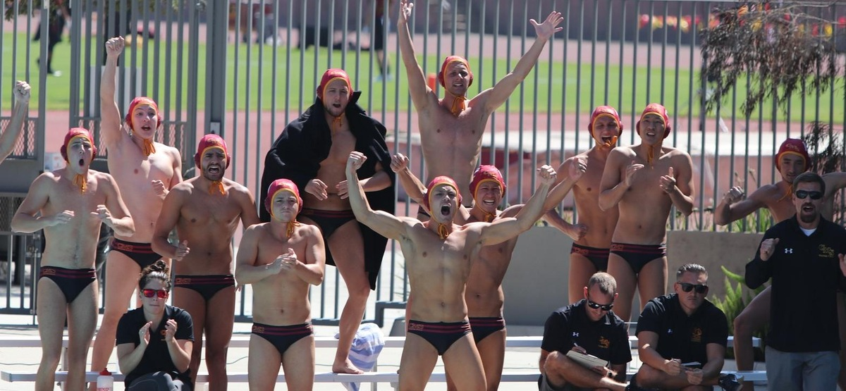 Clark's Goal with Three Seconds Left Gives Men's Water Polo 11-10 Win over No. 2 Whittier
