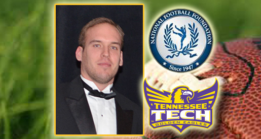 Hennigan named to National Football Foundation Hampshire Honor Society