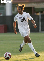 Santa Clara Women's Soccer Claims No. 1 Spot In NSCAA Poll
