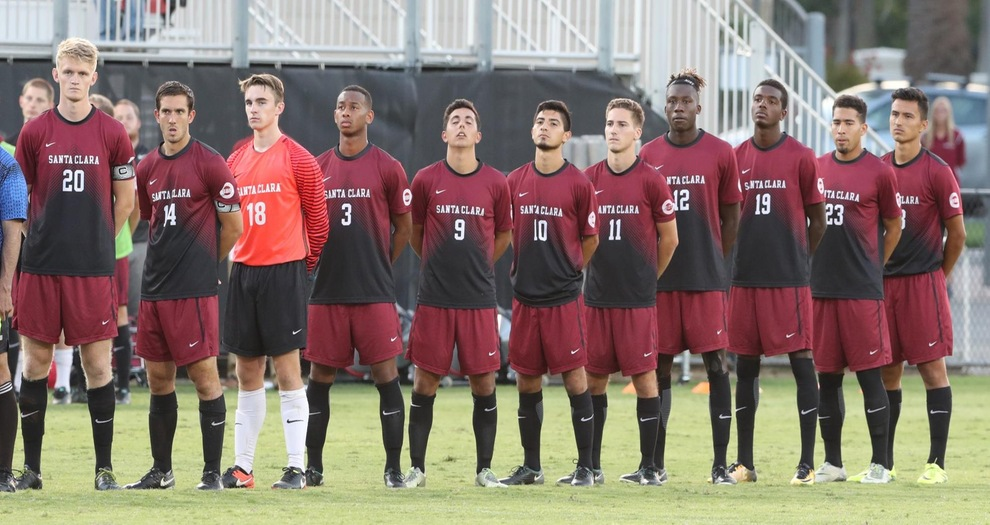 Homestand Concludes for Men's Soccer Saturday with SMU