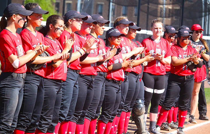 Historic Softball Season Ends in NCAA Tournament with Loss to MIT