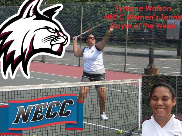 Watson Two-Time NECC Player of the Week