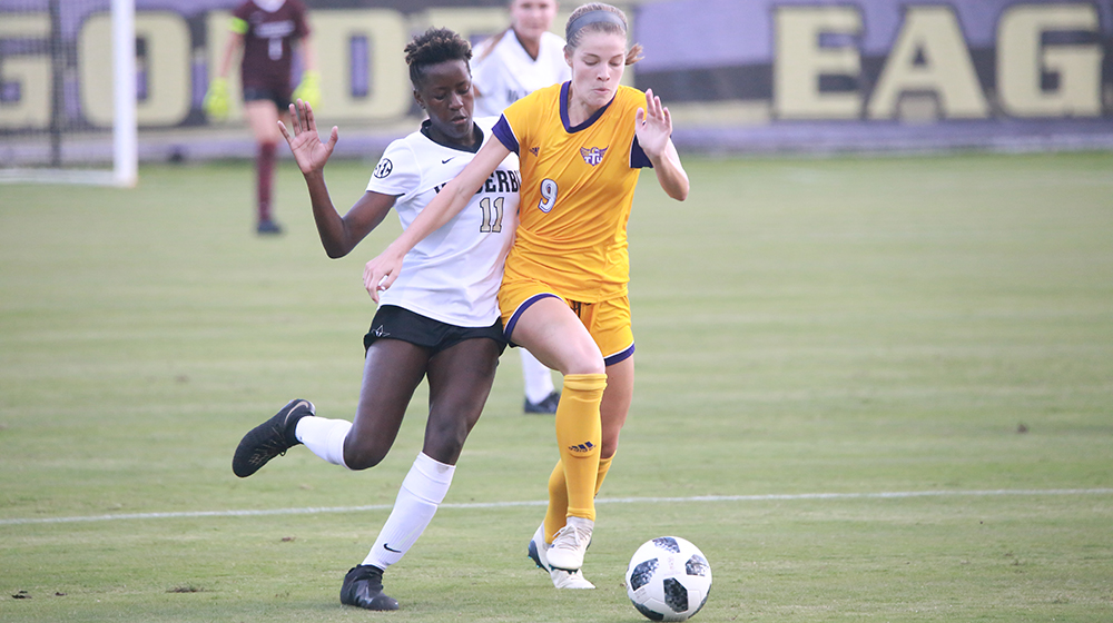 Late goal lifts Vanderbilt past Golden Eagles in team's first exhibition