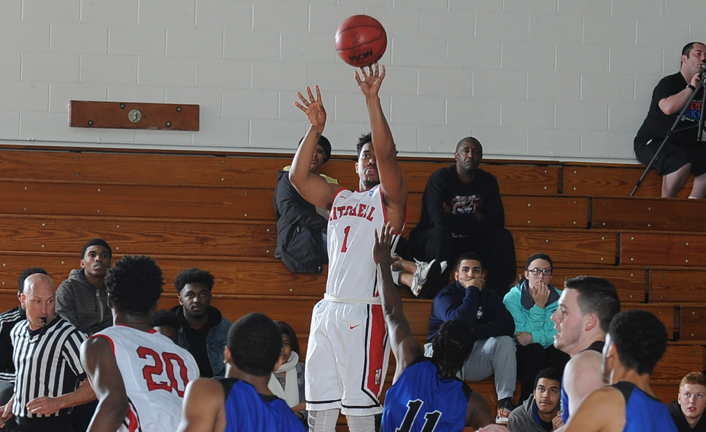 MBB Holds On to Take Down Conn College