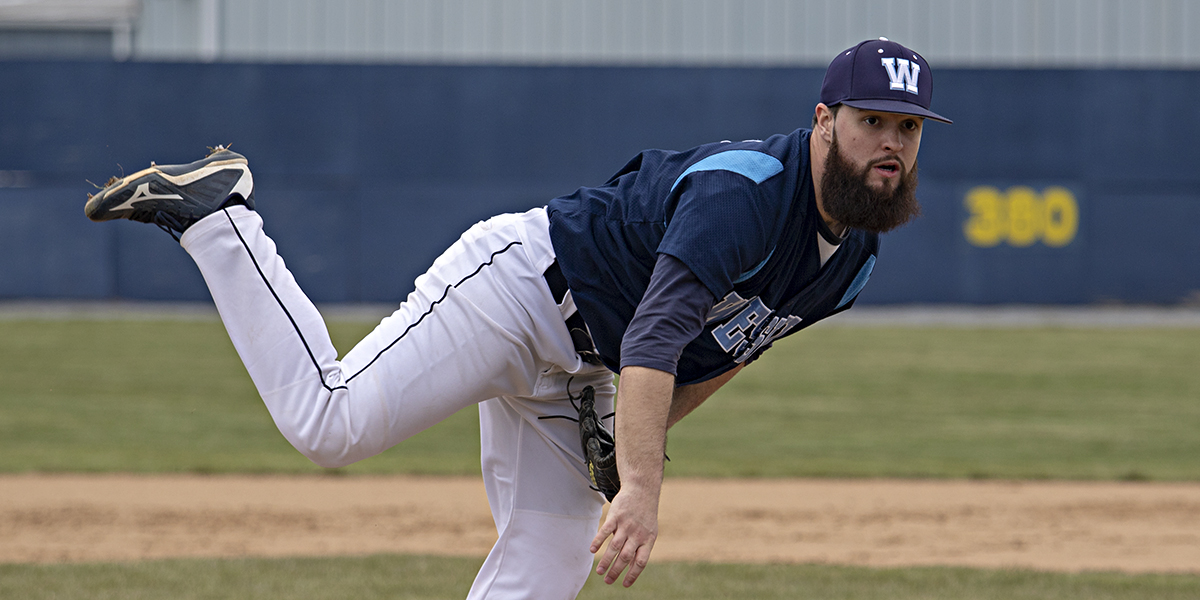 Marrs spins gem in baseball's CAC victory over PSU-Harrisburg