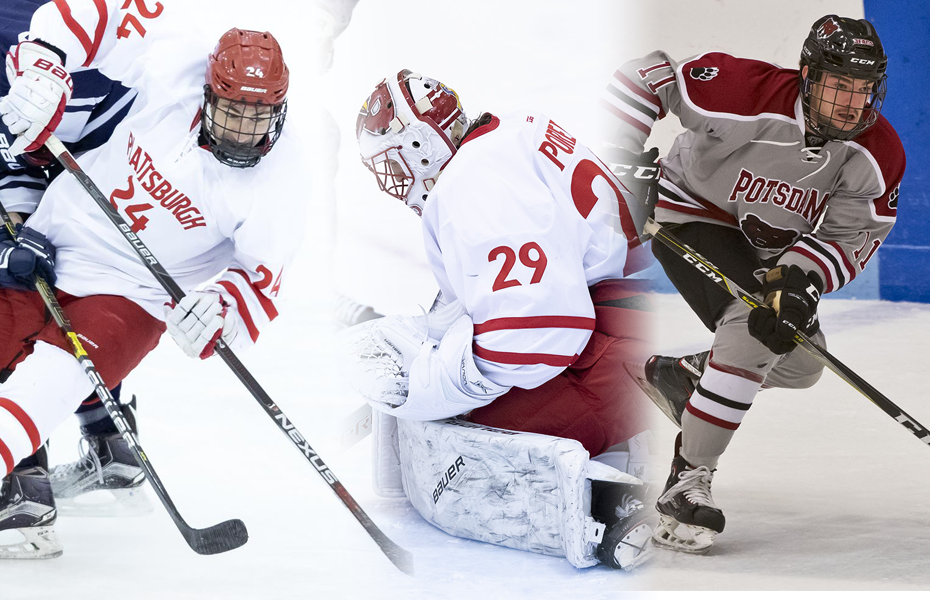 SUNYAC Men's Ice Hockey Weekly Awards Released