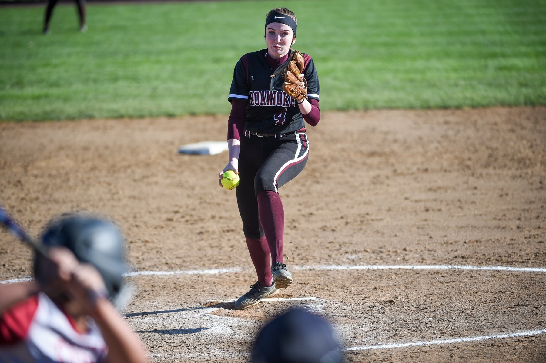 RC Softball Splits Doubleheader with Greensboro