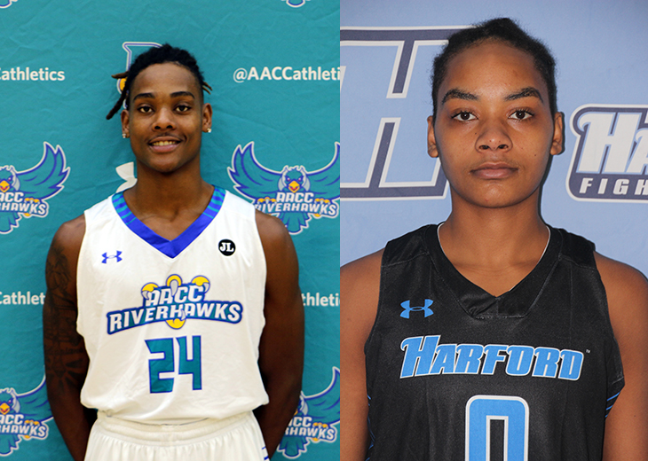 Maryland JUCO Names November Athletes of the Month