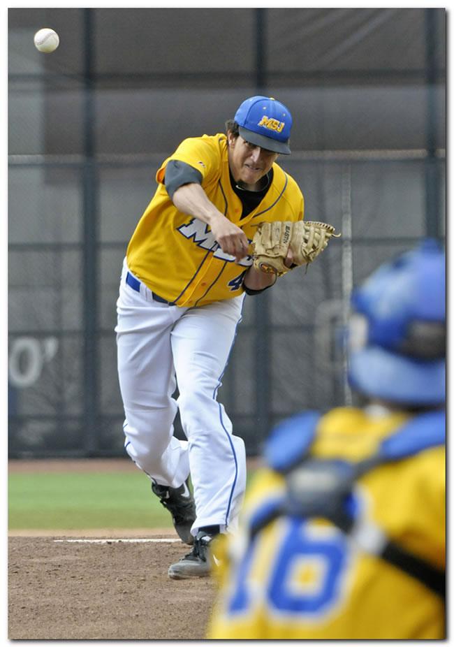 Mount baseball drops a pair of HCAC games to finish season