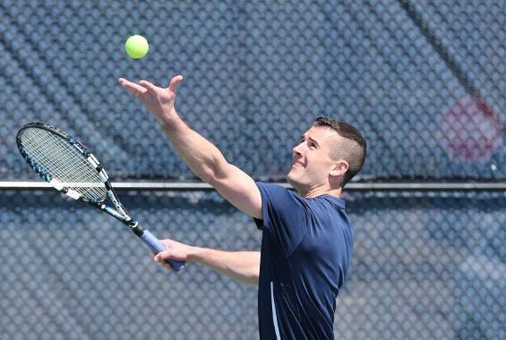 Men's Tennis Suffers Non-Conference Defeat to CCNY