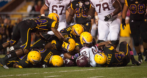 Fourth quarter turnovers spell doom for Golden Eagles