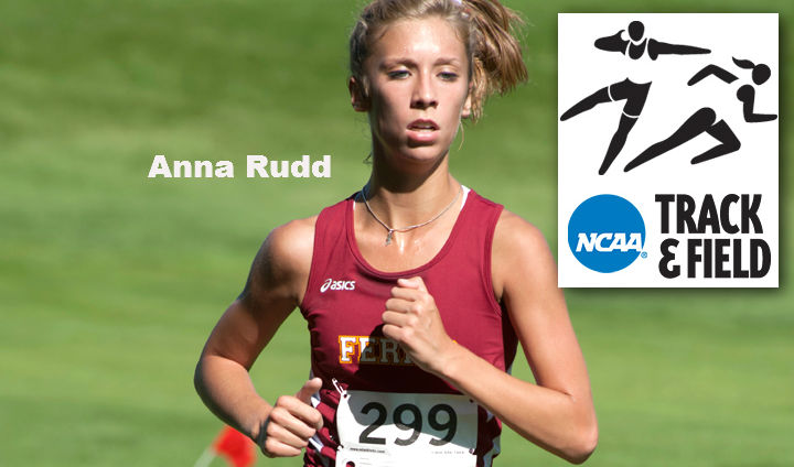 Rudd Follows Up National Title With Runner-Up Finish In 3000 Meters