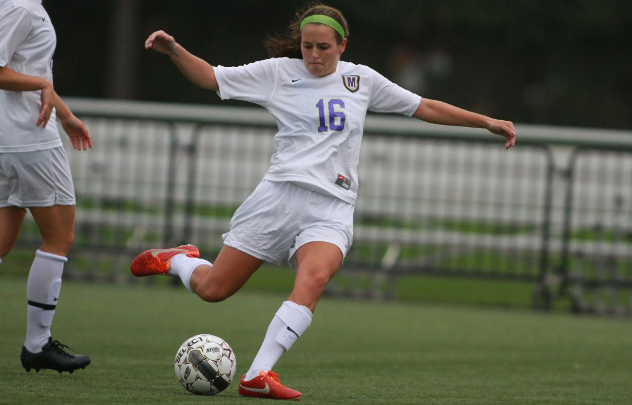 Chernicki's six points aid women's soccer in victory over Lyndon State