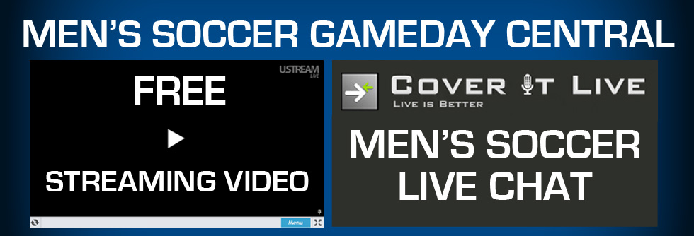 UCSB Men's Soccer vs. Valparaiso: Gameday Central