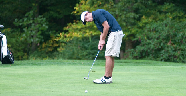 Golf Finished 5th at Muhlenberg College Invitational